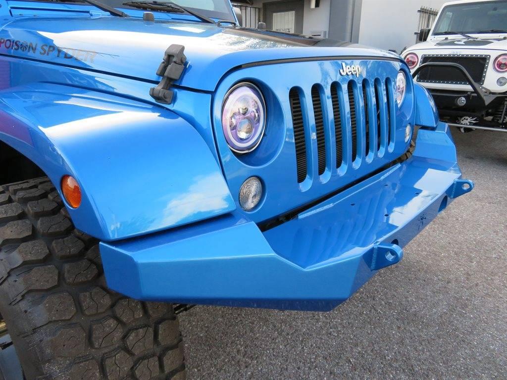 2015 Jeep Wrangler Unlimited Sahara Custom