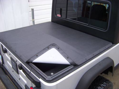 Exterior - Tonneau Covers & Accessories