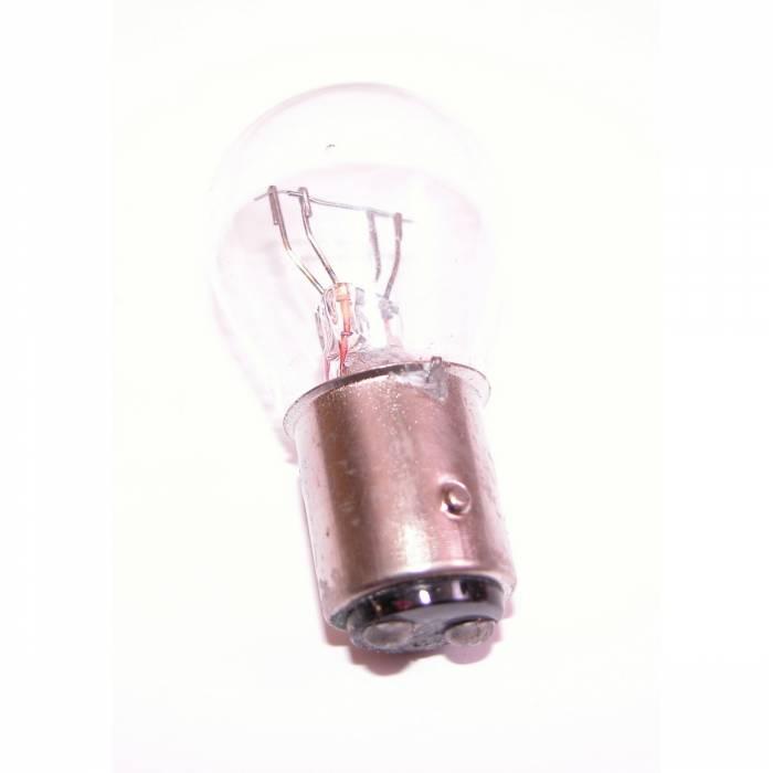 Omix-Ada - Omix-Ada Tail Light Multifunction Bulb Clear; 76-06 Jeep CJ/Wrangler YJ 12408.05