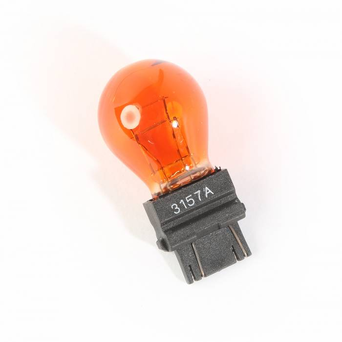 Omix-Ada - Omix-Ada Parking Light Bulb, Amber; 00-10 Jeep Grand Cherokee/08-09 Patriot 12408.09
