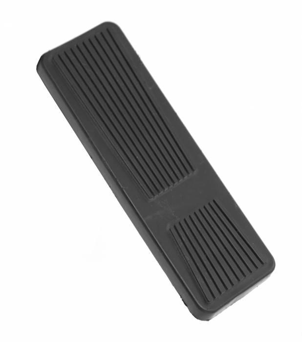Omix-Ada - Omix-Ada Accelerator Pedal Pad; 76-06 Jeep CJ/Wrangler YJ/TJ 17733.03