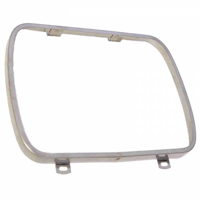 Omix-Ada - Omix-Ada Headlight Retaining Ring; 84-96 Jeep Cherokee/Wrangler XJ/YJ 12420.03