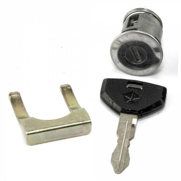 Omix-Ada - Omix-Ada Tailgate Lock Cylinder; 91-94 Jeep Wrangler YJ 11813.09