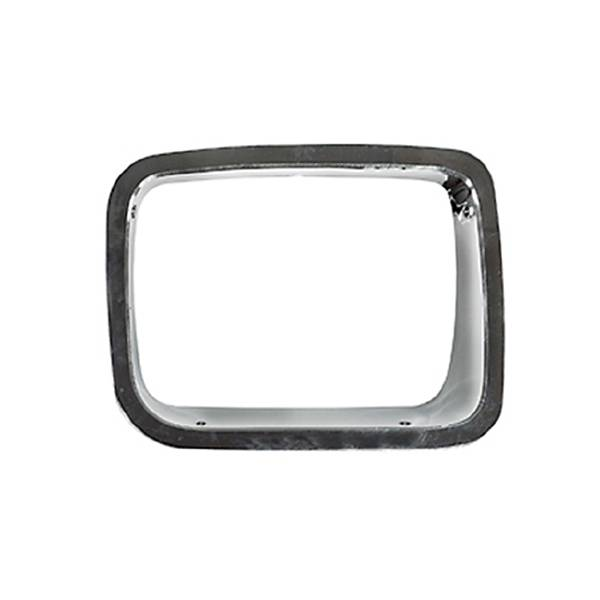 Omix-Ada - Omix-Ada RH Chrome Headlight Bezel; 87-95 Jeep Wrangler YJ 12419.22