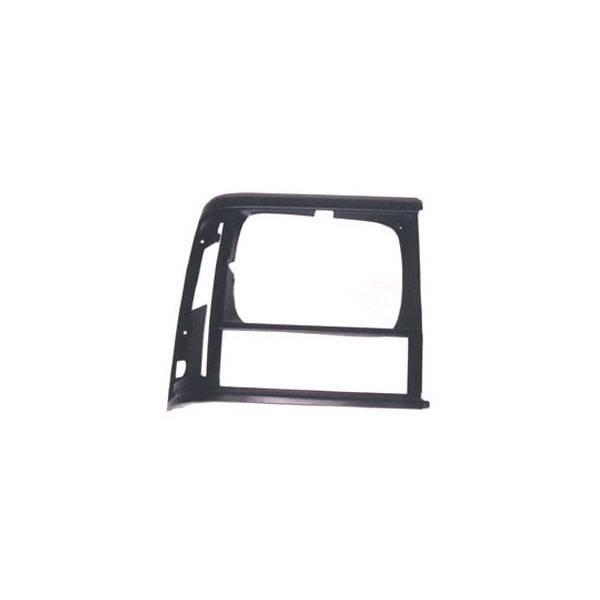 Omix-Ada - Omix-Ada RH Black Headlight Bezel; 91-96 Jeep Cherokee XJ 12419.16
