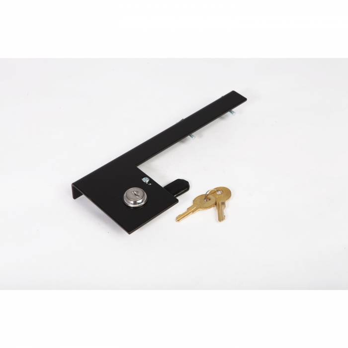 Rugged Ridge - Rugged Ridge Hood Lock Kit; 87-95 Jeep Wrangler YJ 11252.02