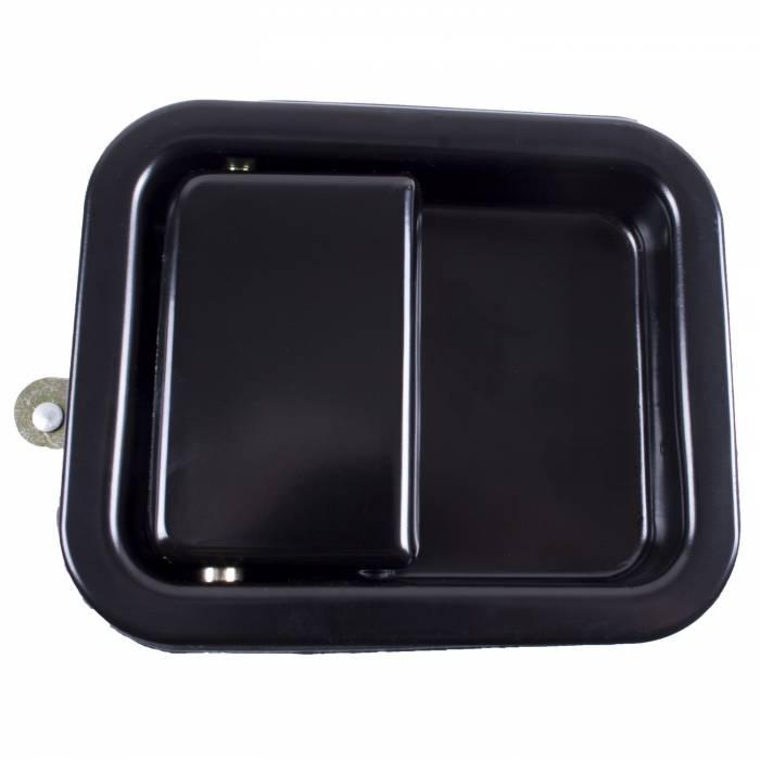 Omix-Ada - Omix-Ada Paddle Door Handle, Black; 81-06 Jeep CJ/Wrangler YJ/TJ 11812.06