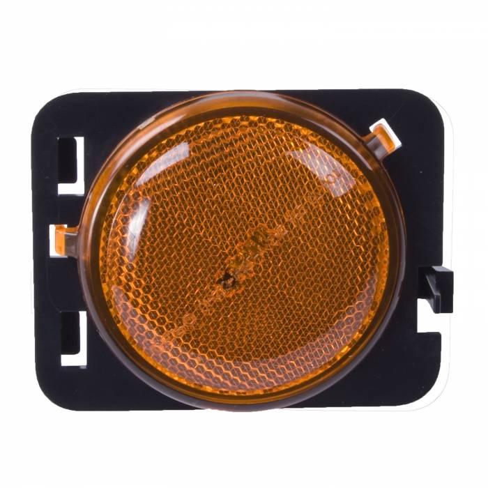 Omix-Ada - Omix-Ada Side Marker Light, Amber, RH; 07-16 Jeep Wrangler 12401.24