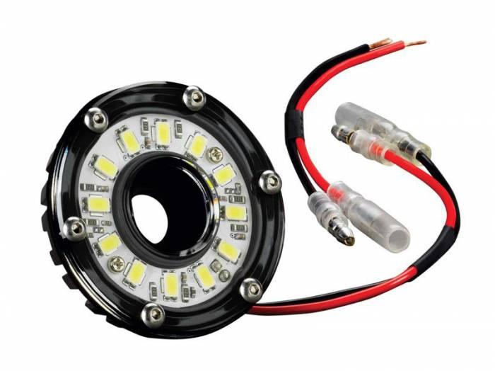KC HiLiTES - KC HiLiTES Cyclone LED Light - KC #1350 (Clear) 1350
