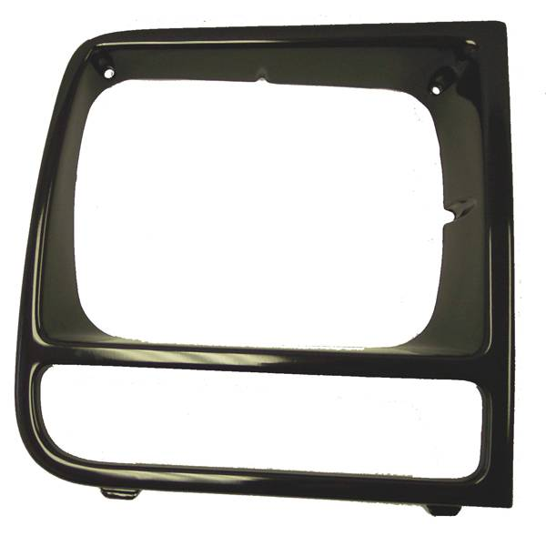 Omix-Ada - Omix-Ada RH Neutral Headlight Bezel; 97-01 Jeep Cherokee XJ 12419.20