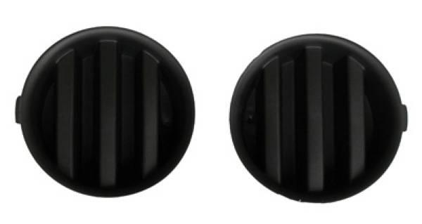 Omix-Ada - Omix-Ada Fog Light Inserts; 06-10 Jeep Commander XK 12045.13