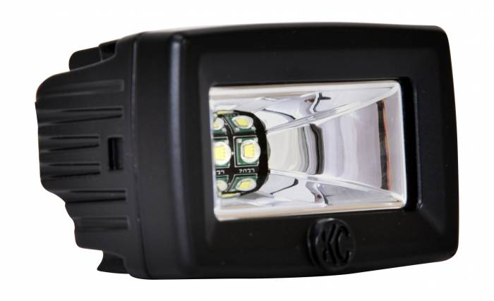 "KC HiLiTES - KC HiLiTES 2"" C-Series C2 LED Backup Flood Light - #1519 1519"