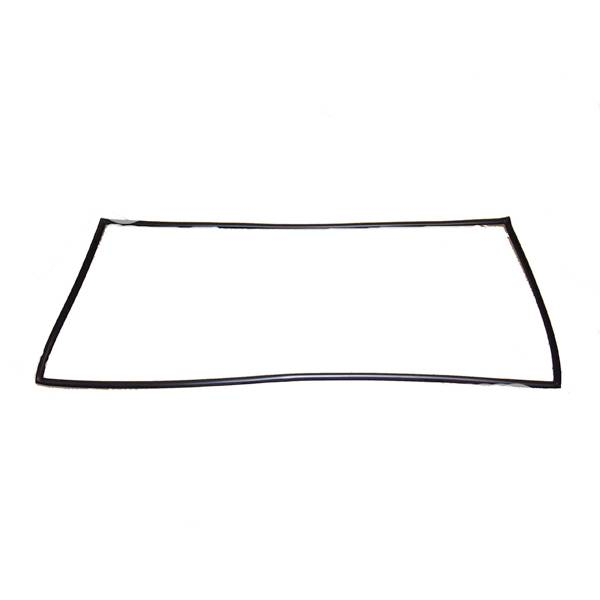 Omix-Ada - Omix-Ada One Piece Windshield Molding; 94-01 Jeep Cherokee XJ 12035.58