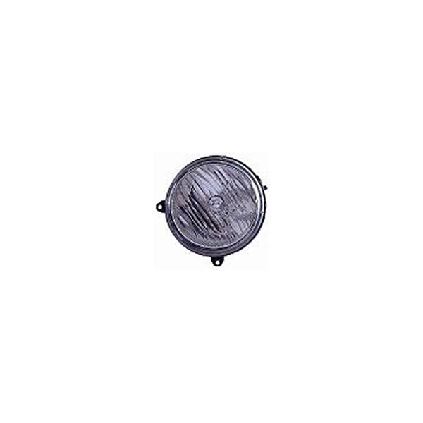Omix-Ada - Omix-Ada Left Headlight Lamp; 05-06 Jeep Liberty KJ 12402.17
