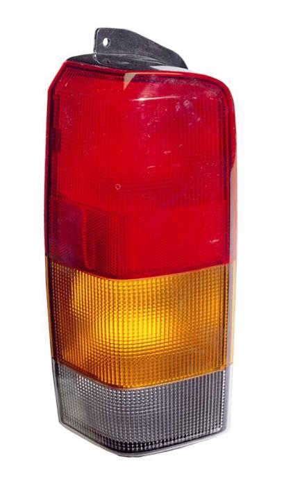 Omix-Ada - Omix-Ada Left Tail Lamp; 97-01 Jeep Cherokee XJ 12403.19