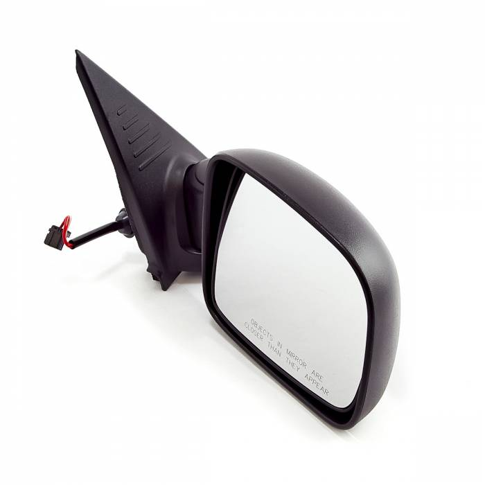 Omix-Ada - Omix-Ada Right Black Power Mirror; 02-04 Jeep Liberty KJ 12042.12