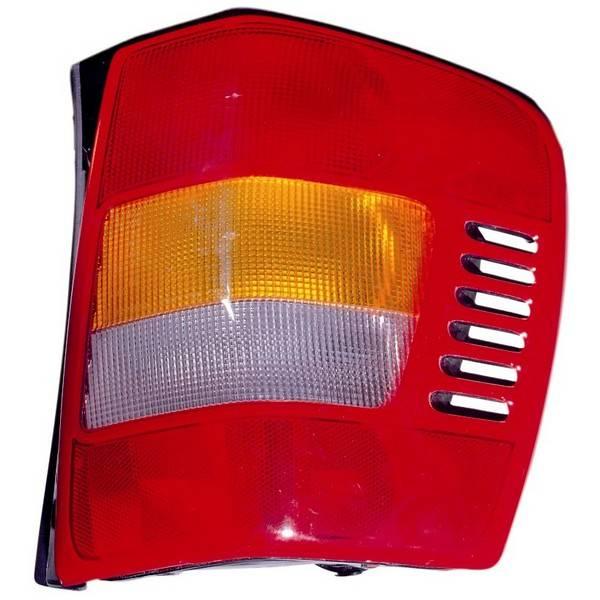 Omix-Ada - Omix-Ada Right Tail Lamp; 99-04 Jeep Grand Cherokee WJ 12403.24