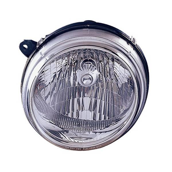 Omix-Ada - Omix-Ada Right Headlight; 02-04 Jeep Liberty KJ 12402.14