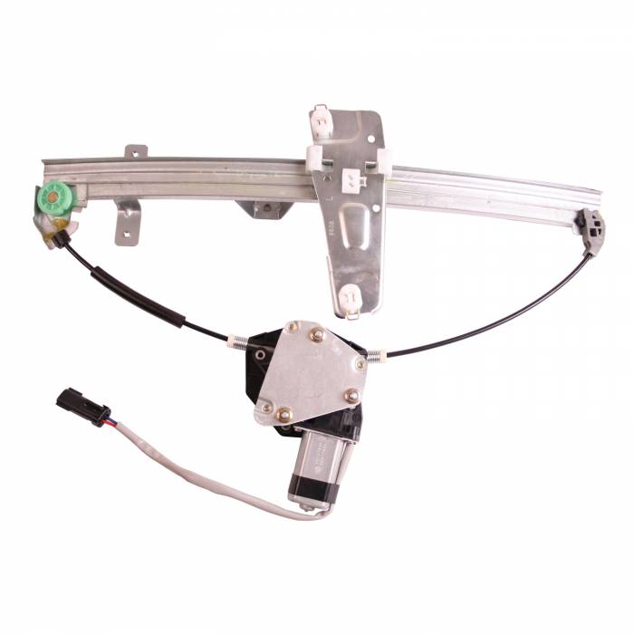 Omix-Ada - Omix-Ada Power Window Regulator, Left Front; 99-00 Jeep Grand Cherokee WJ 11821.05