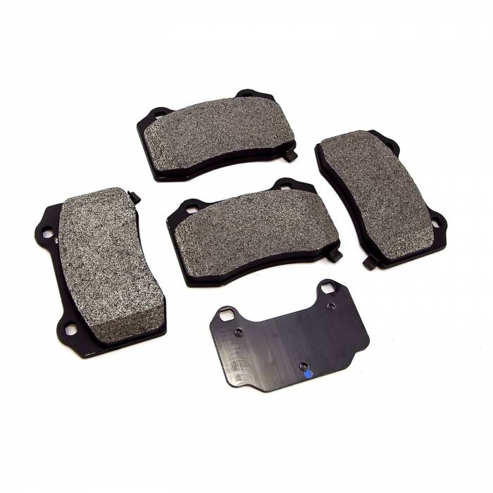 Omix-Ada - Omix-Ada Brake Pads Rear; 06-10 Jeep Grand Cherokee WK 16279.09