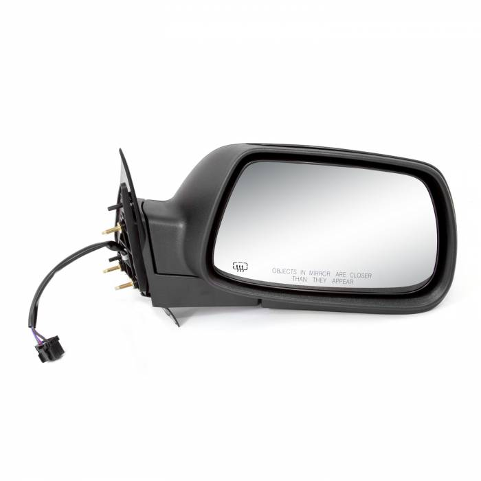 Omix-Ada - Omix-Ada Right Side Remote Heated Mirror; 05-10 Jeep Grand Cherokee WK 12039.12