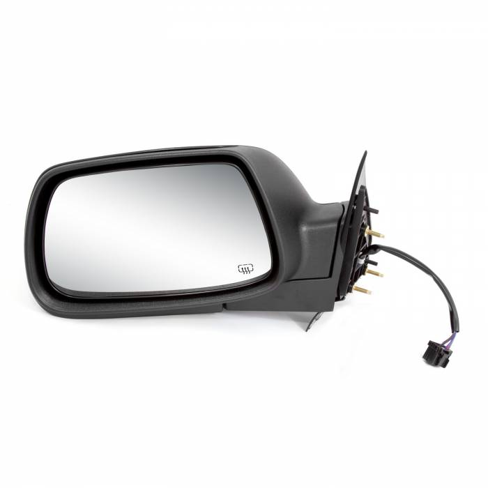 Omix-Ada - Omix-Ada Left Side Remote Heated Mirror; 05-10 Jeep Grand Cherokee WK 12039.13