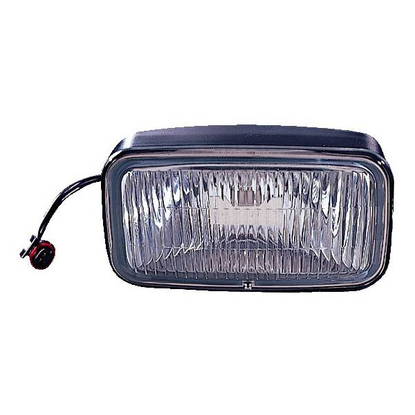 Omix-Ada - Omix-Ada Fog Light Assembly; 93-95 Jeep Grand Cherokee ZJ 12407.09