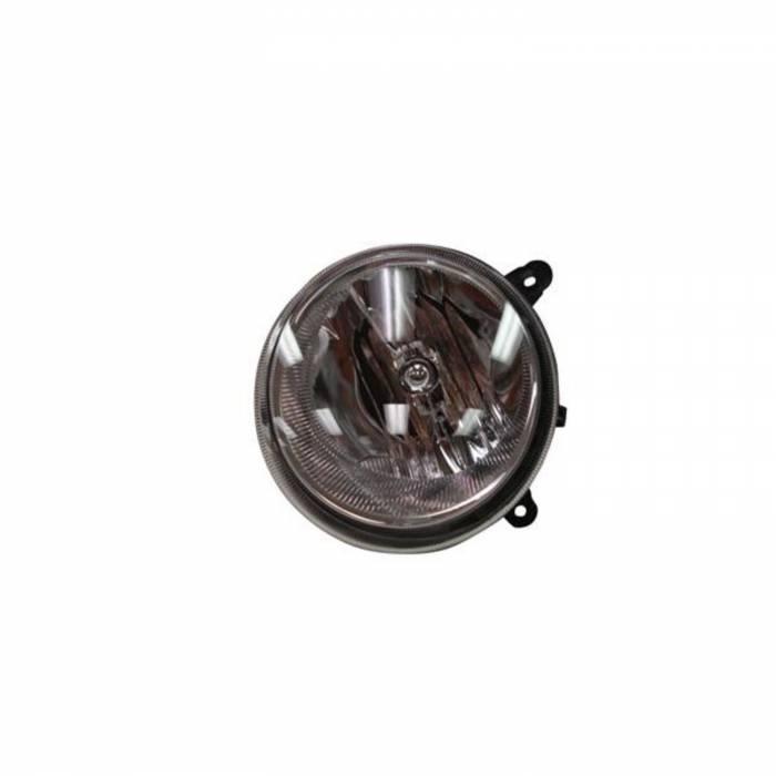 Omix-Ada - Omix-Ada Headlight, Left; 07-09 Jeep Compass/Patriot MK 12402.31