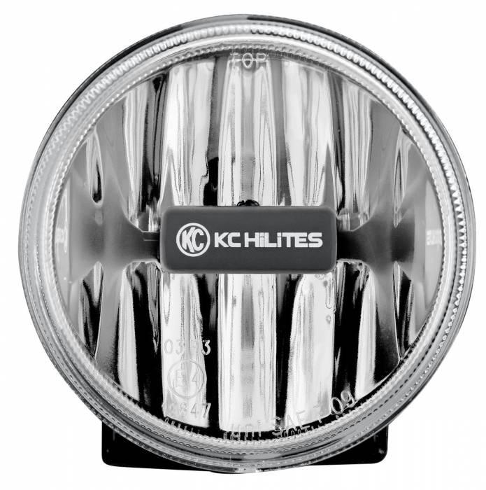 KC HiLiTES - KC HiLiTES Gravity LED G4 Universal LED Amber Fog Light Single - #1495 1495