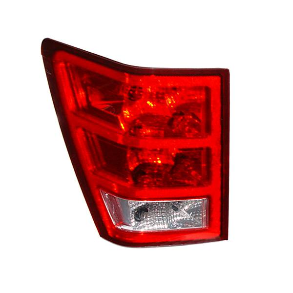 Omix-Ada - Omix-Ada Left Tail Light Assembly; 05-10 Jeep Grand Cherokee WK 12403.35