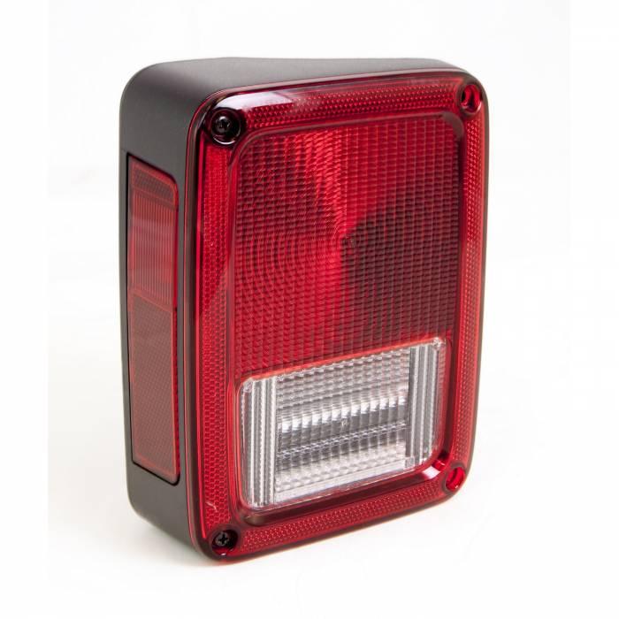 Omix-Ada - Omix-Ada Left Tail Light; 07-16 Jeep Wrangler JK 12403.37