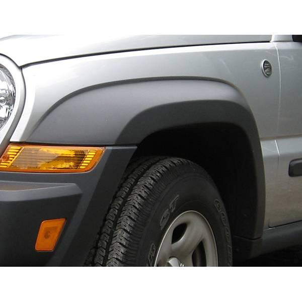 Omix-Ada - Omix-Ada Front Fender, Left; 02-04 Jeep Liberty KJ 12042.03
