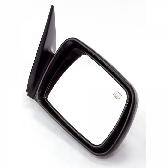 Omix-Ada - Omix-Ada Right Black Mirror; 97-01 Jeep Cherokee XJ 12035.20