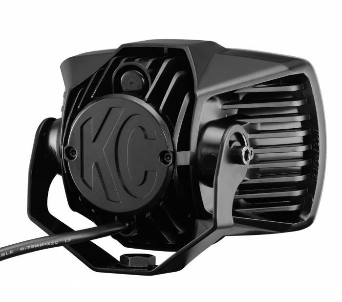 KC HiLiTES - KC HiLiTES Gravity LED G46 Driving Beam Pair Pack System - #711 711