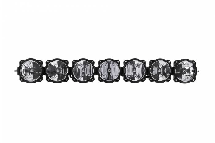 """KC HiLiTES - KC HiLiTES Gravity LED Pro6 7-Light 45"""" Universal Combo LED Light Bar - #91314 91314"""
