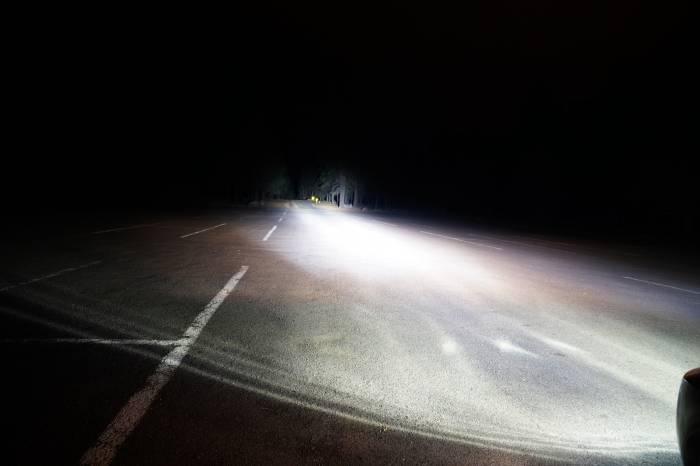 KC HiLiTES - KC HiLiTES Carbon POD  with Gravity LED G7 Spot Beam Single - #96431 96431