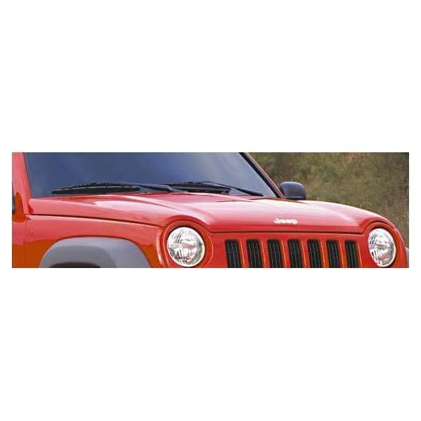 Omix-Ada - Omix-Ada Hood; 02-04 Jeep Liberty KJ 12042.01