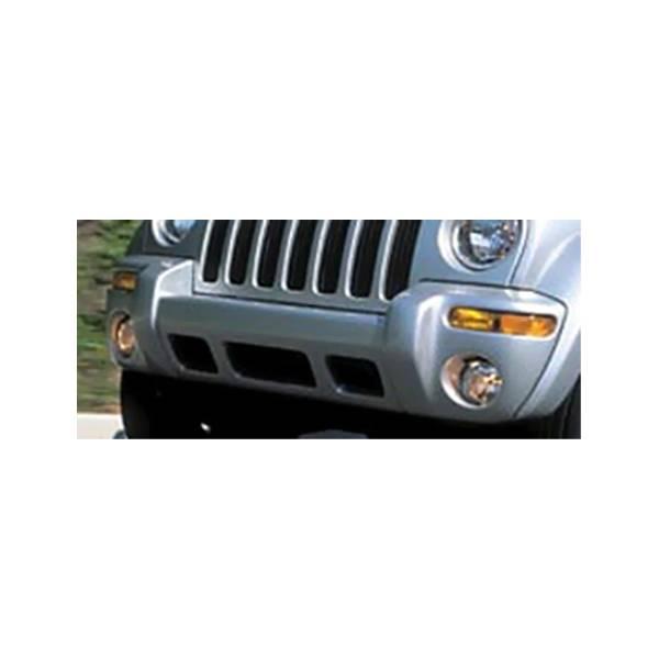 Omix-Ada - Omix-Ada Front Bumper Cover; 02-04 Jeep Liberty Renegade KJ 12042.07