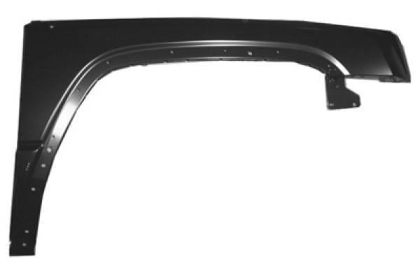 Omix-Ada - Omix-Ada Front Fender, Right; 06-10 Jeep Commander XK 12045.04
