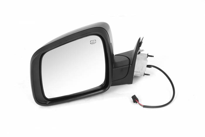 Omix-Ada - Omix-Ada Left Side Heated Mirror; 11-13 Jeep Grand Cherokee WK 12046.41