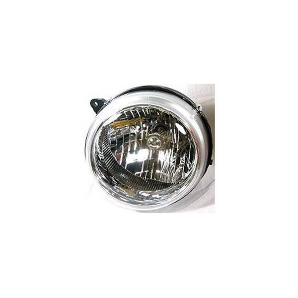 Omix-Ada - Omix-Ada Right Headlight; 05-07 Jeep Liberty KJ 12402.12