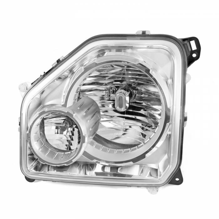 Omix-Ada - Omix-Ada RH Headlight with Fog Light; 08-10 Jeep Liberty KK 12402.25