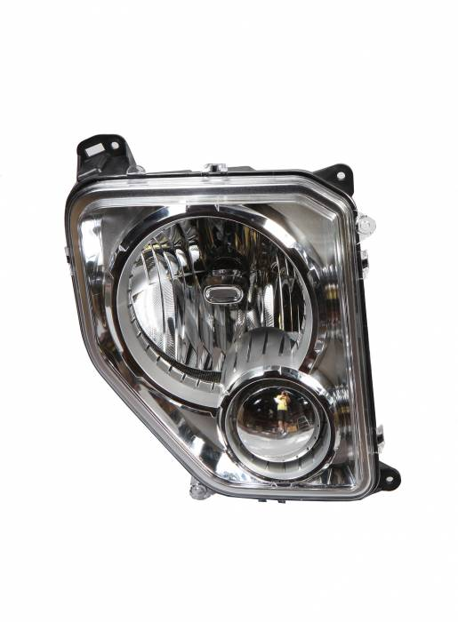 Omix-Ada - Omix-Ada Headlamp, Right, w/o Fog; 08-12 Jeep Liberty KK 12402.34