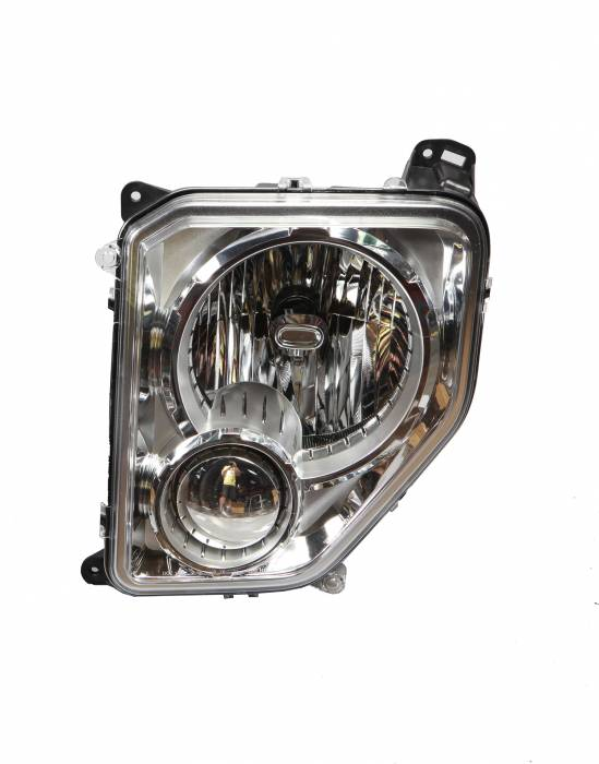 Omix-Ada - Omix-Ada Headlamp, Left, w/o Fog; 08-12 Jeep Liberty KK 12402.35