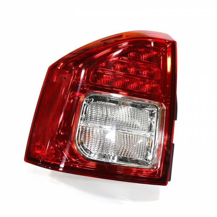 Omix-Ada - Omix-Ada Tail Light, Left; 11-13 Jeep Compass MK 12403.54