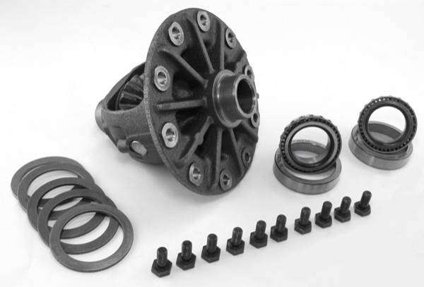 Omix-Ada - Omix-Ada Differential Case Assembly, 3.73 Ratio, for Dana 44 w/ Trac-Loc 16505.12
