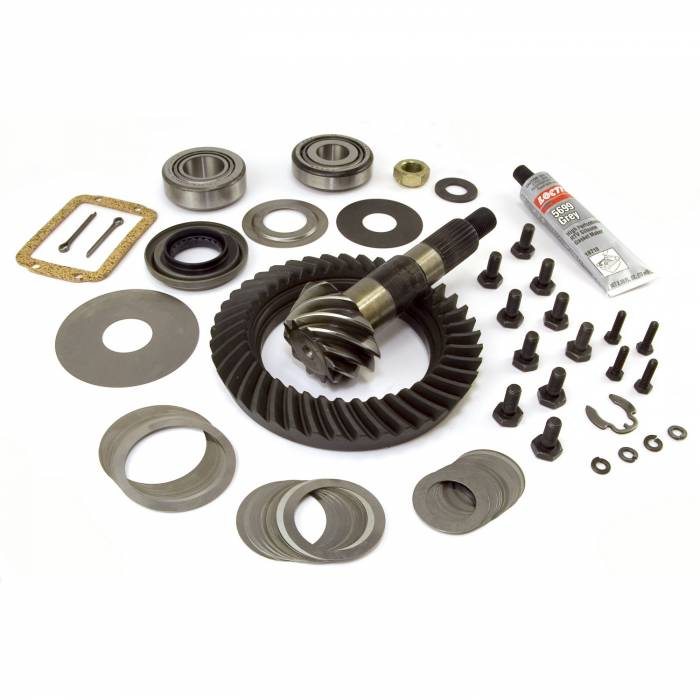 Omix-Ada - Omix-Ada Ring and Pinion, 4.10 Ratio, for Dana 30; 87-95 Jeep Wrangler YJ 16513.23