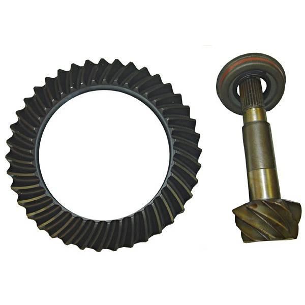 Omix-Ada - Omix-Ada Ring and Pinion, 4.89 Ratio, for Dana 44; 03-06 Jeep Wrangler TJ 16513.75