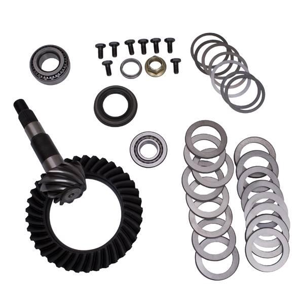 Omix-Ada - Omix-Ada Ring/Pinion Gear Set, 4.11, Dana 35; 86-00 Jeep 16514.05