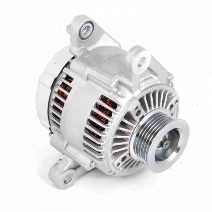 Omix-Ada - Omix-Ada Alternator, 117 Amp, 4.0L; 2000 Jeep Wrangler TJ 17225.26